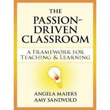passion driven classroom